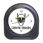 Crease Demon Travel Alarm Clock