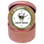 Crease Demon Jewelry Case Clock