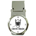Crease Demon Money Clip Watch