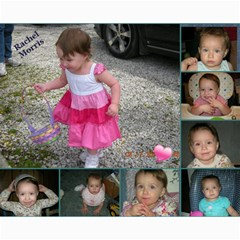 Hiawassee, Grandkids Collage By Leanna 10 x8  Print - 5