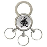 Hackintosh 3-Ring Key Chain