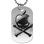 Hackintosh Dog Tag (One Side)