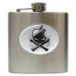 Hackintosh Hip Flask (6 oz)