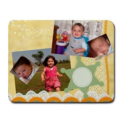 kids mousepad Small Mousepad by waynescustomcreations