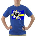 Sweden Hockey Dark T-Shirt