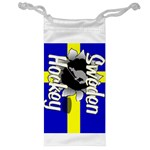 Sweden Hockey Jewelry Bag