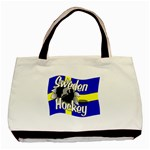 Sweden Hockey Classic Tote Bag (Two Sides)