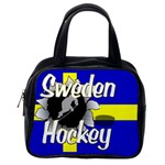 Sweden Hockey Classic Handbag (One Side)