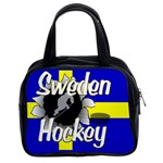 Sweden Hockey Classic Handbag (Two Sides)