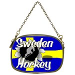 Sweden Hockey Cosmetic Bag (Two Sides)