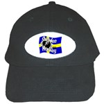 Sweden Hockey Black Cap