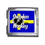 Sweden Hockey Mega Link Italian Charm (18mm)