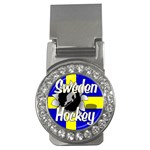 Sweden Hockey Money Clip (CZ)