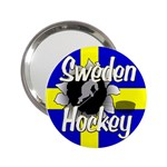 Sweden Hockey 2.25  Handbag Mirror