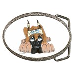 CF Pup space for rent Belt Buckle
