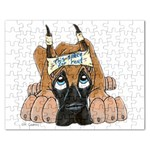 CF Pup space for rent Jigsaw Puzzle (Rectangular)