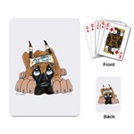 CF Pup space for rent Playing Cards Single Design