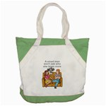 NH Smart Man Accent Tote Bag