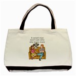 NH Smart Man Classic Tote Bag (Two Sides)
