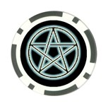 WICCA Poker Chip Card Guard