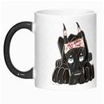 CBlk Pup space for rent Morph Mug