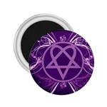 Heartagram1024x768 2.25  Magnet