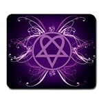 Heartagram1024x768 Large Mousepad