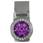 Heartagram1024x768 Money Clip (CZ)