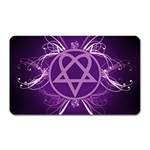 Heartagram1024x768 Magnet (Rectangular)