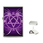 Heartagram1024x768 Flip Top Lighter