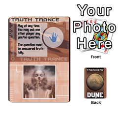 Queen Dune Treachery Cards Peter Redesign By Chris   Playing Cards 54 Designs (rectangle)   F1esnvsrb346   Www Artscow Com Front - HeartQ