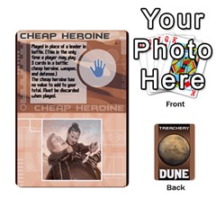 Dune Treachery Cards Peter Redesign By Chris   Playing Cards 54 Designs   F1esnvsrb346   Www Artscow Com Front - Diamond2