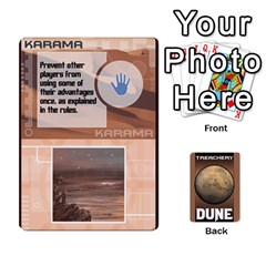 Dune Treachery Cards Peter Redesign By Chris   Playing Cards 54 Designs   F1esnvsrb346   Www Artscow Com Front - Diamond5