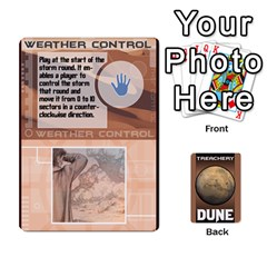 Dune Treachery Cards Peter Redesign By Chris   Playing Cards 54 Designs   F1esnvsrb346   Www Artscow Com Front - Diamond10
