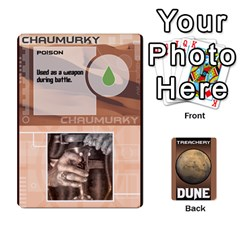 Dune Treachery Cards Peter Redesign By Chris   Playing Cards 54 Designs   F1esnvsrb346   Www Artscow Com Front - Club3