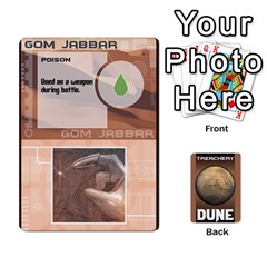 Dune Treachery Cards Peter Redesign By Chris   Playing Cards 54 Designs   F1esnvsrb346   Www Artscow Com Front - Club4