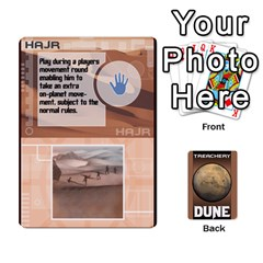 Dune Treachery Cards Peter Redesign By Chris   Playing Cards 54 Designs   F1esnvsrb346   Www Artscow Com Front - Club7