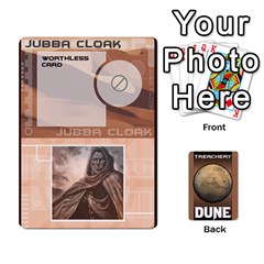 Dune Treachery Cards Peter Redesign By Chris   Playing Cards 54 Designs   F1esnvsrb346   Www Artscow Com Front - Joker2