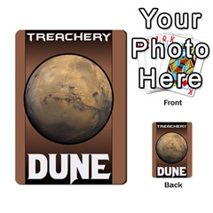 Dune Treachery Cards Peter Redesign By Chris   Playing Cards 54 Designs   F1esnvsrb346   Www Artscow Com Back