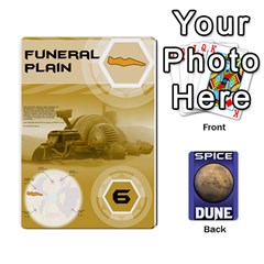 Dune Spice Deck By Chris   Playing Cards 54 Designs   Oe5ul2zb0idy   Www Artscow Com Front - Spade2