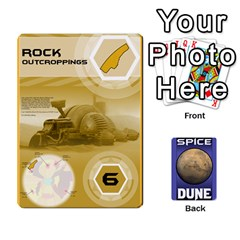 Dune Spice Deck By Chris   Playing Cards 54 Designs   Oe5ul2zb0idy   Www Artscow Com Front - Diamond10