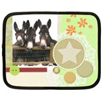 Three donks Netbook Case (Large)