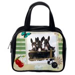 Three donks Classic Handbag (One Side)
