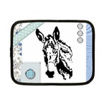 Donkey head Netbook Case (Small)