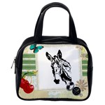 Donkey head Classic Handbag (One Side)