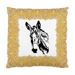 Donkey head Cushion Case (One Side)