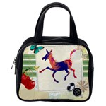 Funny Donkey Classic Handbag (One Side)