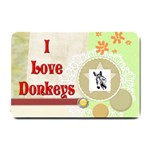 Love Donks Small Doormat