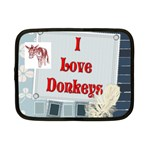 Love Donks Netbook Case (Small)