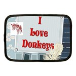 Love Donks Netbook Case (Medium)